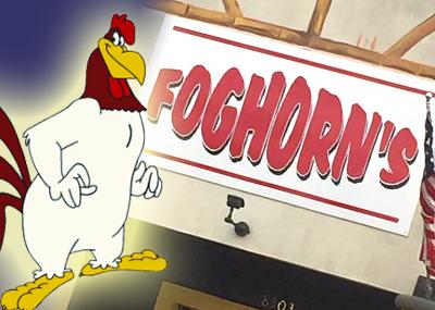 Foghorns