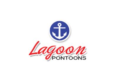 Lagoon Pontoons Logo